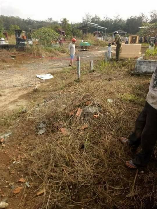 loi khai cua nghi pham sat hai vo bang bua roi cho ra nghia trang dot xac phi tang - 1
