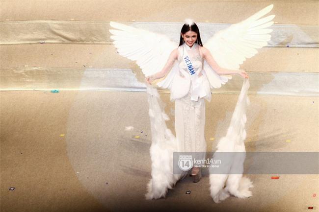 Thùy Dung tại Miss International 2017: Những ngày đầu thăng hoa nhan sắc và nỗ lực chiến đấu với bệnh... thủy đậu! - Ảnh 9.