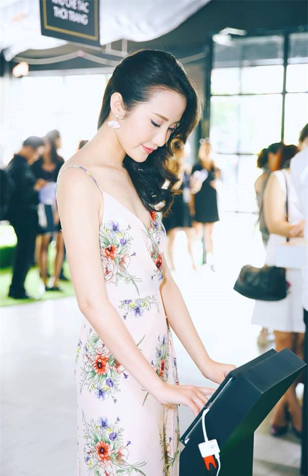 Cuoc song 'dung chat con nha giau' cua hot girl Primmy Truong hinh anh 3
