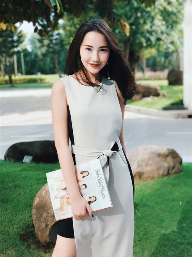Cuoc song 'dung chat con nha giau' cua hot girl Primmy Truong hinh anh 4