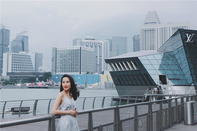 Cuoc song 'dung chat con nha giau' cua hot girl Primmy Truong hinh anh 6