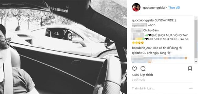 Cường Đôla chia sẻ hình ảnh của Đàm Thu Trang trên Instagram của mình. - Tin sao Viet - Tin tuc sao Viet - Scandal sao Viet - Tin tuc cua Sao - Tin cua Sao
