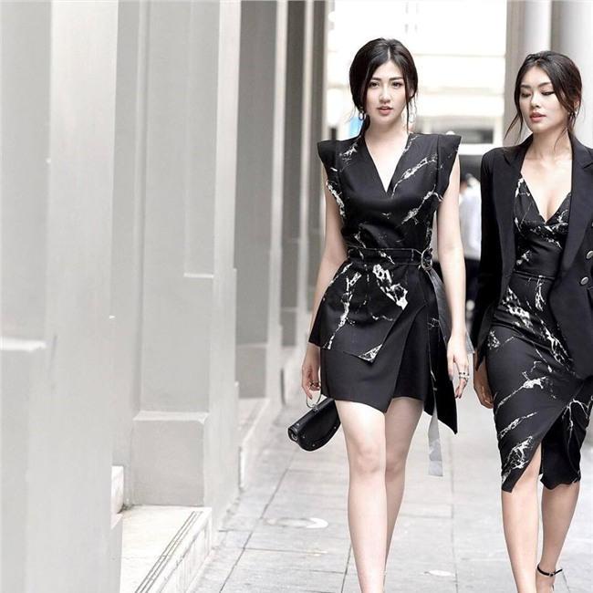 A hau Tu Anh: Tin do hang hieu thu thiet trong showbiz Viet hinh anh 5