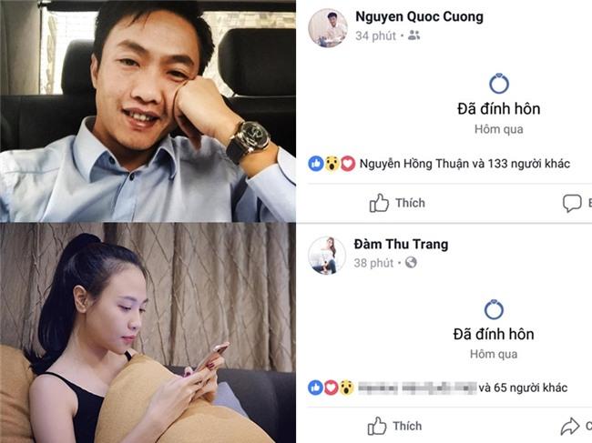 Tiếp nối Cường Đô La, lần đầu tiên Đàm Thu Trang công khai chia sẻ về hôn phu-6