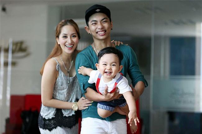 """Kubi - con trai của Khánh Thi và Phan Hiển chính là """"quả ngọt"""" tình yêu, khẳng định sự gắn kết của cả hai. - Tin sao Viet - Tin tuc sao Viet - Scandal sao Viet - Tin tuc cua Sao - Tin cua Sao"""
