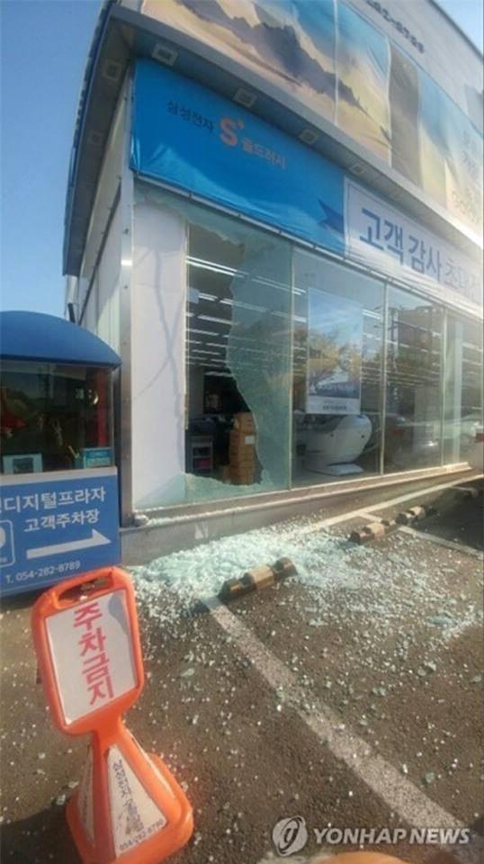 Hàn Quốc: Động đất 5,5 độ richter mạnh thứ 2 trong lịch sử, người dân hoảng sợ tháo chạy - Ảnh 11.