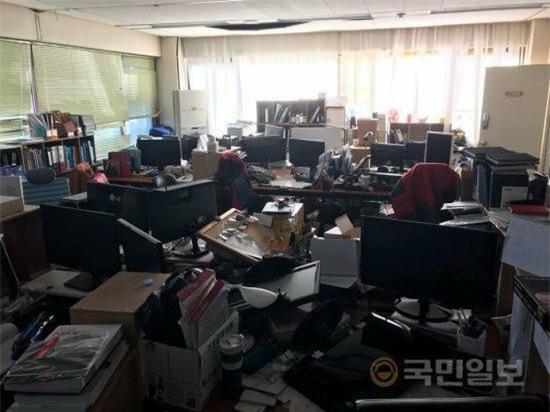 Hàn Quốc: Động đất 5,5 độ richter mạnh thứ 2 trong lịch sử, người dân hoảng sợ tháo chạy - Ảnh 7.