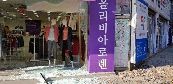 Hàn Quốc: Động đất 5,5 độ richter mạnh thứ 2 trong lịch sử, người dân hoảng sợ tháo chạy - Ảnh 8.