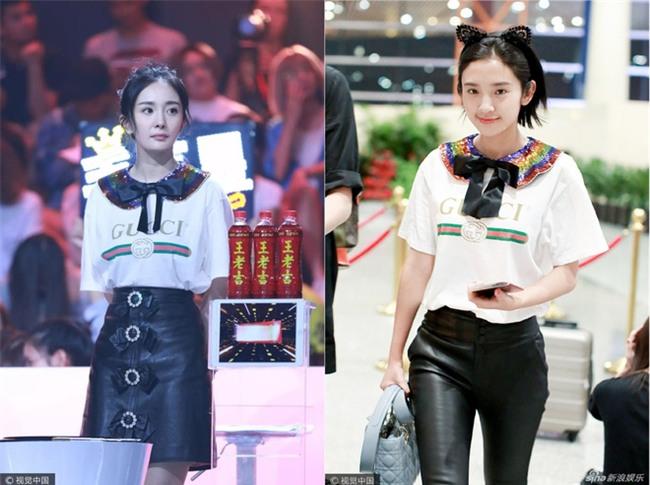 Đơn giản hết mức, nhưng áo phông của Gucci vẫn được các sao Việt và các fashionista thi nhau mặc - Ảnh 12.