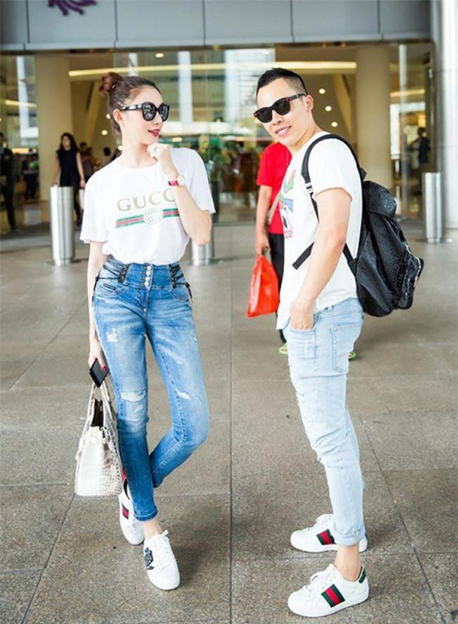 Đơn giản hết mức, nhưng áo phông của Gucci vẫn được các sao Việt và các fashionista thi nhau mặc - Ảnh 3.