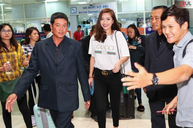 Đơn giản hết mức, nhưng áo phông của Gucci vẫn được các sao Việt và các fashionista thi nhau mặc - Ảnh 7.