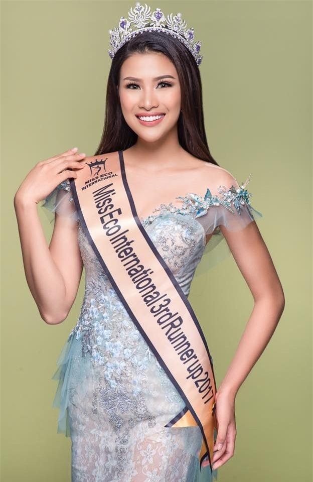 Hoa hậu Ngân Anh lên tiếng xin lỗi, khẳng định không có ý thách thức hay xúc phạm Nguyễn Thị Thành - Ảnh 2.