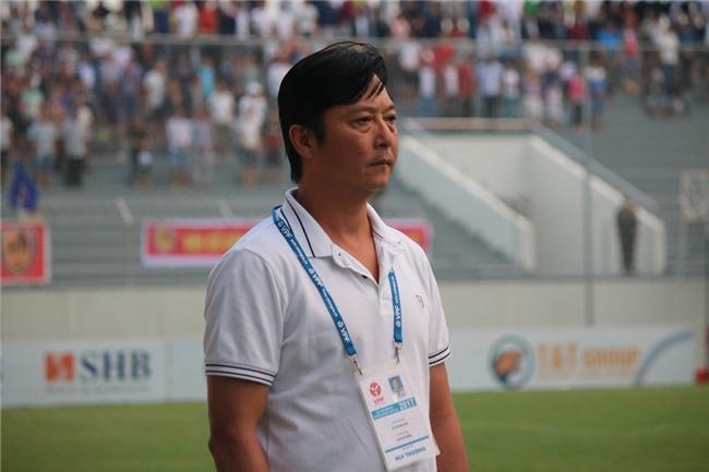 HLV Lê Huỳnh Đức là người giúp SHB.Đà Nẵng 2 lần vô địch V.League.
