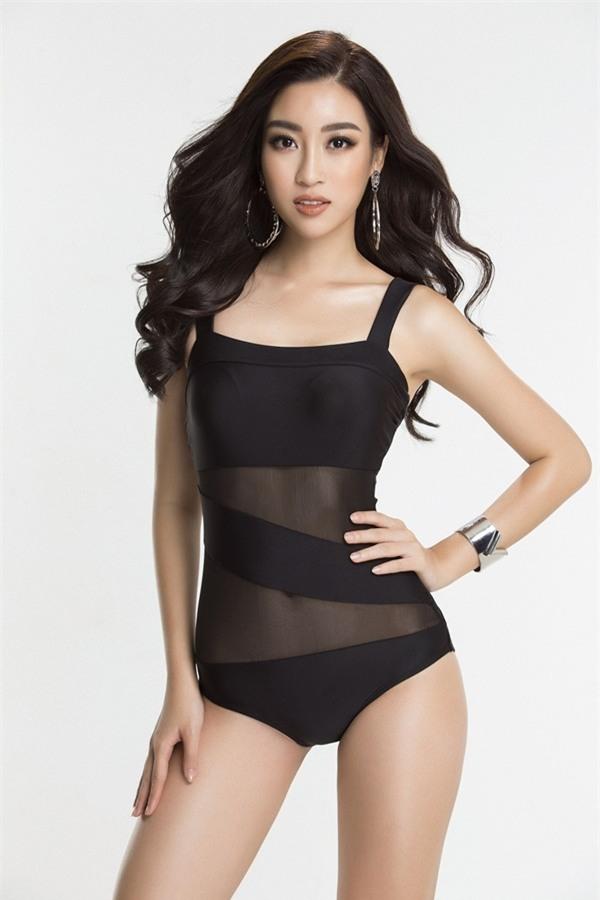 Đỗ Mỹ Linh diện bikini khoe đường cong nóng bỏng trước chung kết Miss World 2017-6