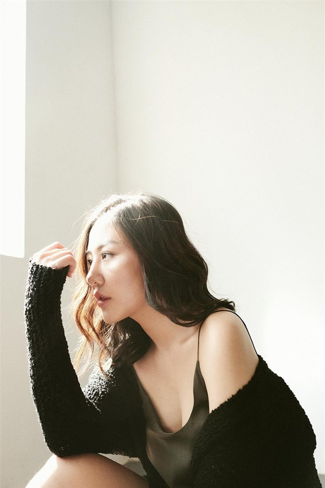 Văn Mai Hương tung hình gợi cảm sau khi chia tay người yêu - Ảnh 6.