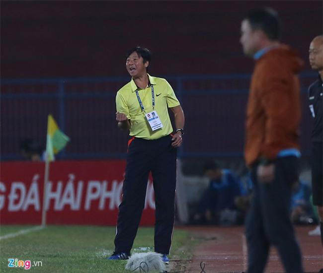 HLV Truong Viet Hoang chia tay CLB Hai Phong hinh anh 2