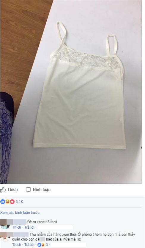 Vui tay dọn nhà cho bạn trai, cô nàng hóa người khó xử vì gặp chiếc áo ngủ phụ nữ lạ - Ảnh 1.
