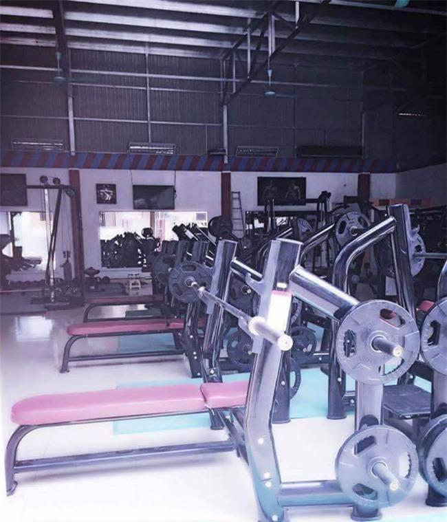 Hà Nội: Cháy phòng tập gym, hiện trường nồng nặc mùi xăng - Ảnh 5.