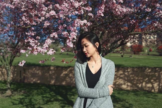 Chân dung cô vợ 9X xinh đẹp, khéo léo được anh Hai Lam Trường khen hết lời - Ảnh 5.