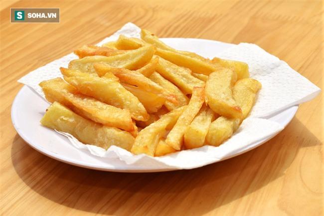 Chuyên gia Vũ Thế Thành: Chất gây ung thư trong khoai tây có vẻ đáng gờm, nhưng khoa học chưa cảnh báo - Ảnh 2.
