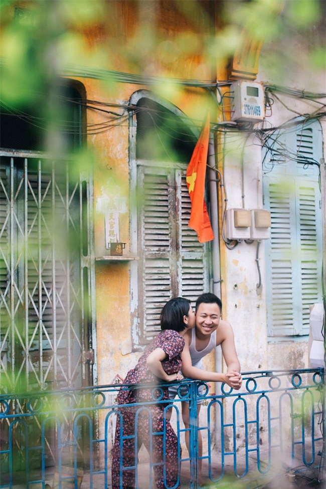 Chẳng ai như cặp đôi này, đi ăn sáng tiện thể chụp ảnh cưới vậy mà vẫn hút cả nghìn like - Ảnh 2.