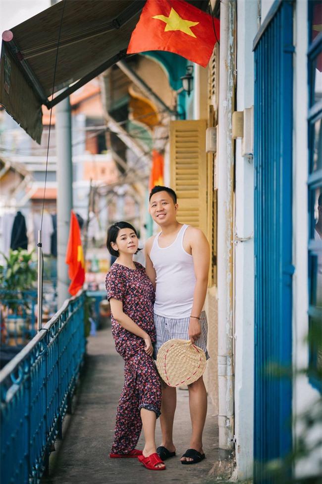 Chẳng ai như cặp đôi này, đi ăn sáng tiện thể chụp ảnh cưới vậy mà vẫn hút cả nghìn like - Ảnh 4.