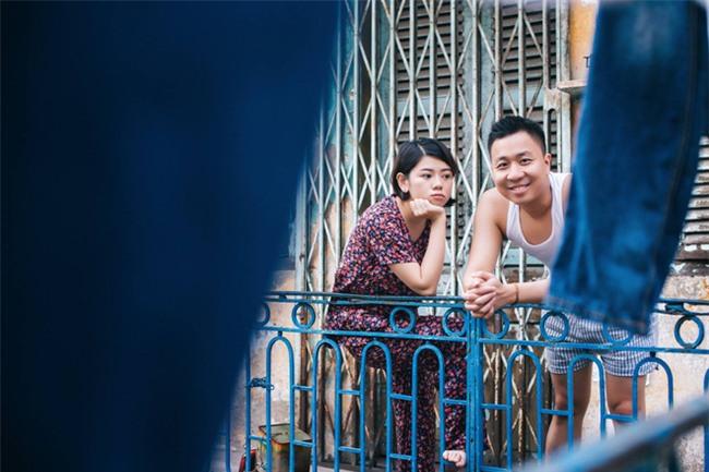 Chẳng ai như cặp đôi này, đi ăn sáng tiện thể chụp ảnh cưới vậy mà vẫn hút cả nghìn like - Ảnh 5.