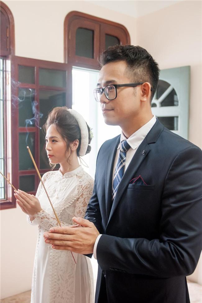 Chàng MC điển trai của VTV tổ chức lễ ăn hỏi cùng nữ đồng nghiệp - Ảnh 6.