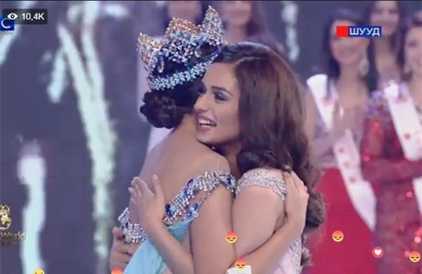 Nhan sắc Ấn Độ đăng quang Hoa hậu Thế giới 2017-1
