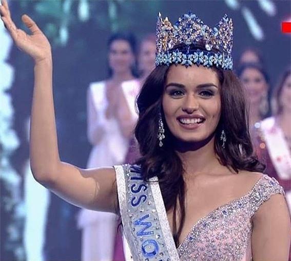 Nhan sắc ngắm là mê của người đẹp Ấn Độ vừa đăng quang Hoa hậu Thế giới 2017-1