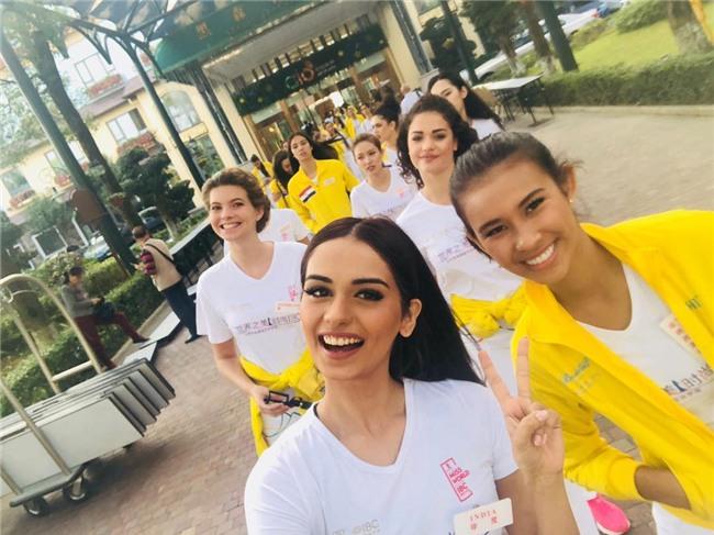 Nhan sắc ngắm là mê của người đẹp Ấn Độ vừa đăng quang Hoa hậu Thế giới 2017-11