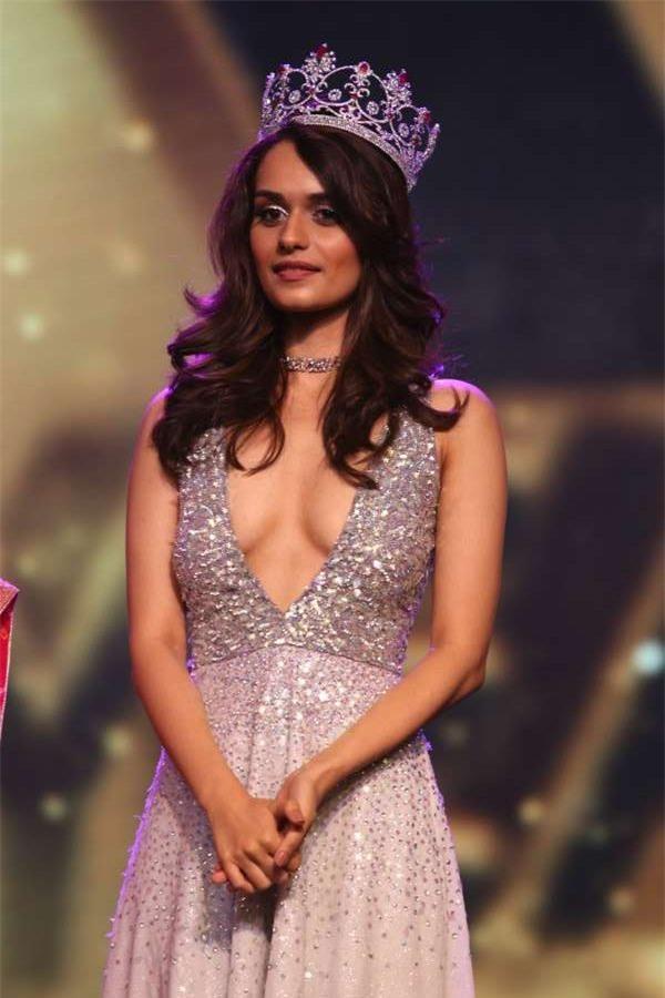 Nhan sắc ngắm là mê của người đẹp Ấn Độ vừa đăng quang Hoa hậu Thế giới 2017-4