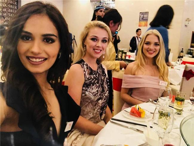 Nhan sắc ngắm là mê của người đẹp Ấn Độ vừa đăng quang Hoa hậu Thế giới 2017-8