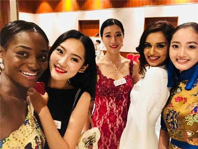Nhan sắc ngắm là mê của người đẹp Ấn Độ vừa đăng quang Hoa hậu Thế giới 2017-9