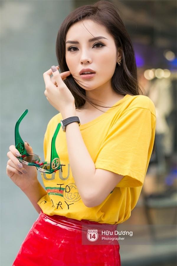 Kỳ Duyên: Phạm Hương là một HLV khá ghê gớm-2