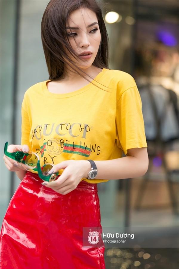 Kỳ Duyên: Phạm Hương là một HLV khá ghê gớm-6