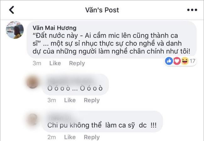 """van mai huong """"da xeo"""" giong hat live cua chi pu: mot su si nhuc thuc su cho nghe - 2"""