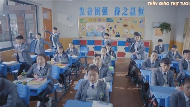 Ngày 20/11, cười chảy nước mắt với phim hài về thầy giáo bá đạo-5