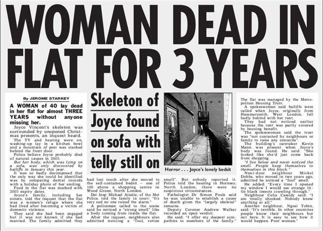 Mất tích bí ẩn 3 năm trời, nạn nhân cuối cùng được tìm thấy đã chết trong nhà riêng mà không một ai hay biết - Ảnh 8.