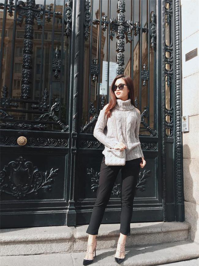Đỗ Mỹ Linh - Nàng Hoa hậu Nhân Ái luôn ghi điểm trong mắt mọi người với phong cách thời trang giản dị - Ảnh 10.