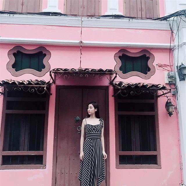 Đỗ Mỹ Linh - Nàng Hoa hậu Nhân Ái luôn ghi điểm trong mắt mọi người với phong cách thời trang giản dị - Ảnh 20.