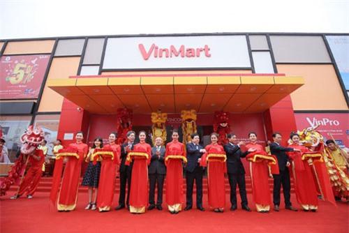 VinMart và VinMart+ đạt top 2 nhà bán lẻ người dùng nghĩ đến nhiều nhất