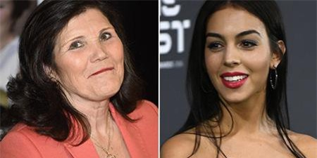 Từng có tin Georgina Rodriguez bất hòa với mẹ C.Ronaldo