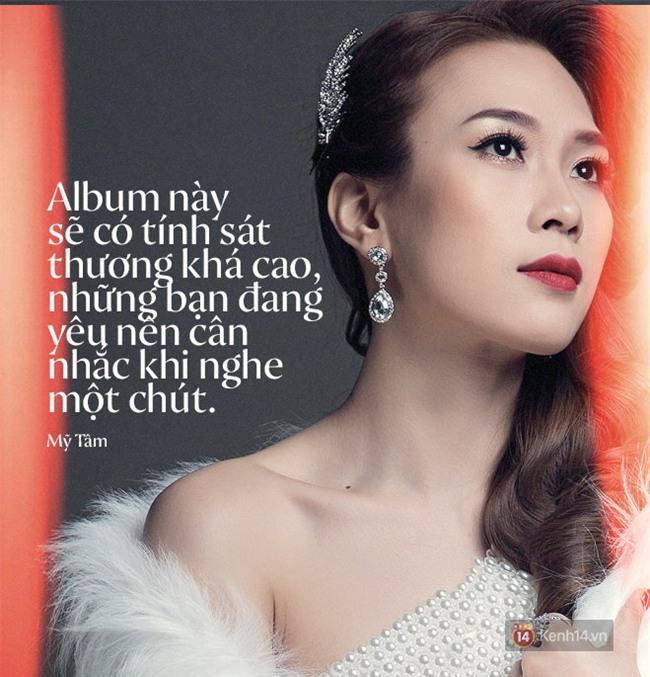 Mỹ Tâm: Các trang nhạc online Việt Nam không coi trọng bản quyền của nghệ sĩ, nên tôi thà là người duy nhất đứng ngoài - Ảnh 1.