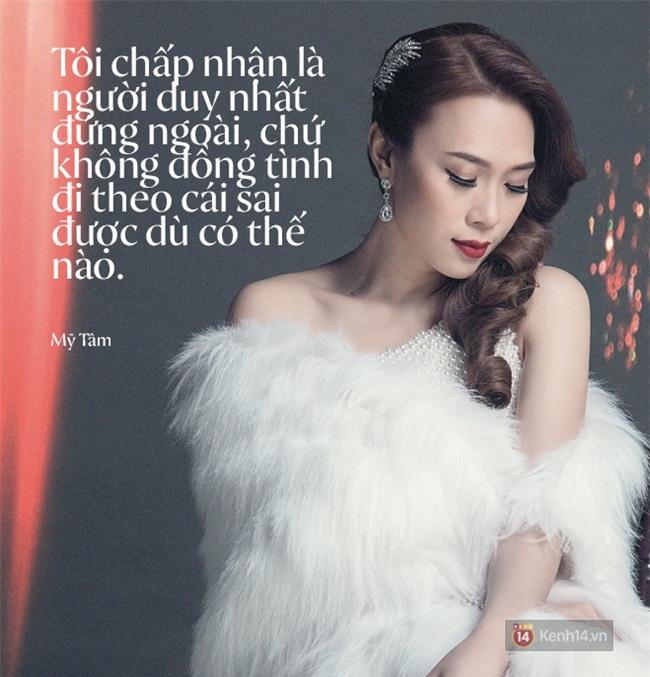 Mỹ Tâm: Các trang nhạc online Việt Nam không coi trọng bản quyền của nghệ sĩ, nên tôi thà là người duy nhất đứng ngoài - Ảnh 4.
