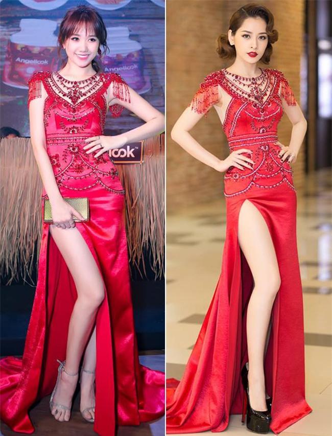 Bị chê hát dở nhưng về khoản thời trang, Chi Pu không có đối thủ dù liên tục đụng hàng-4