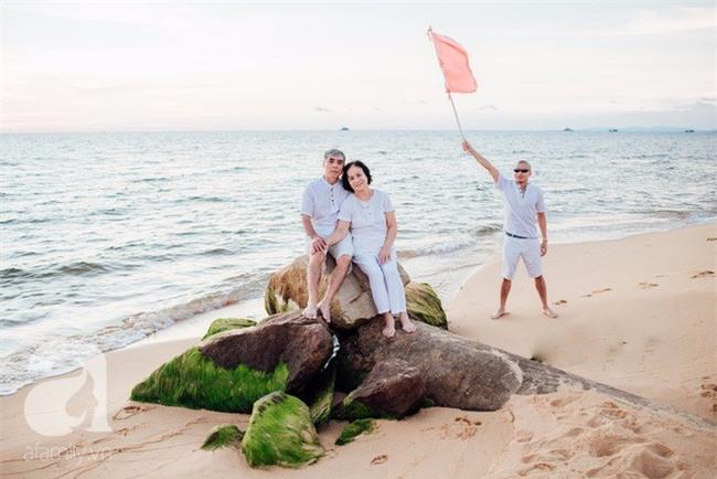 Có một đại gia đình ông 65 và cháu lên 4 diễn sâu như model mà yêu nhau chất lừ thế này - Ảnh 4.
