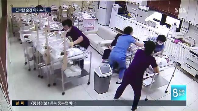 Giữa cơn động đất dữ dội, y tá Hàn Quốc bất chấp hiểm nguy, che chắn cho trẻ sơ sinh khiến ai cũng xúc động - Ảnh 3.