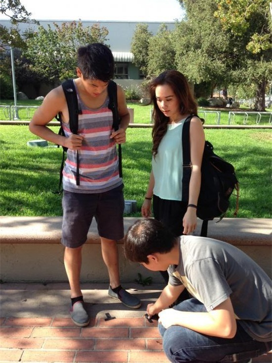 Chàng trai lo sợ vì phát hiện bạn gái biết võ khiến dân tình cười té ghế - Ảnh 3.