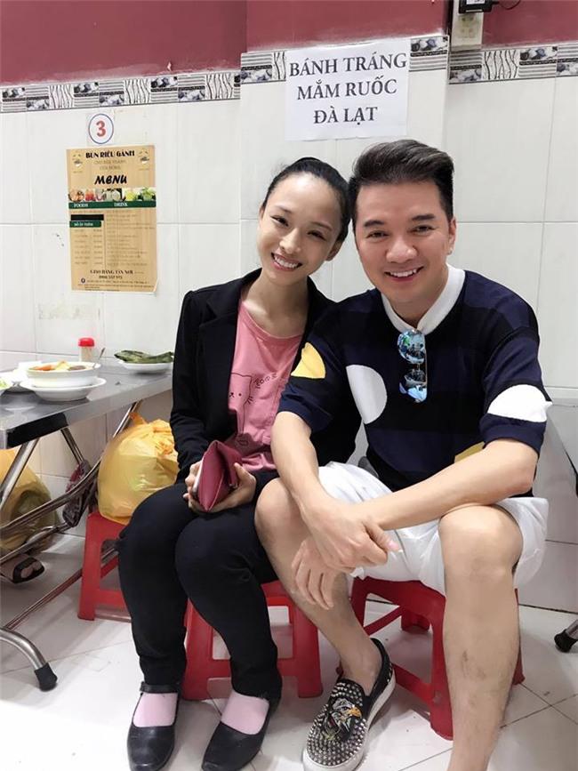 Đàm Vĩnh Hưng bức xúc phản pháo trước tin đồn đang hẹn hò với Hoa hậu Phương Nga - Ảnh 1.